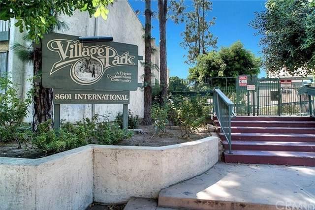 8601 International Avenue #214, Canoga Park, CA 91304 (#OC20009985) :: J1 Realty Group
