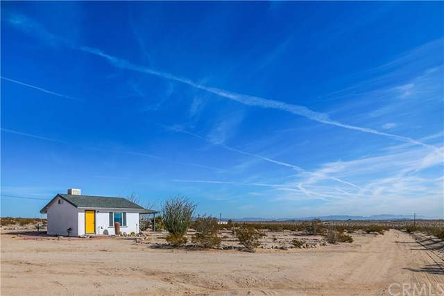 68389 Pole Line Road, 29 Palms, CA 92277 (#CV20009606) :: Sperry Residential Group