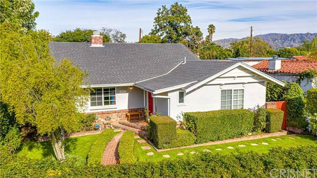 10657 Otsego Street, North Hollywood, CA 91601 (#SR20010050) :: Team Tami