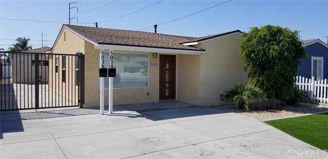 5034-5036 W 132nd Street, Hawthorne, CA 90250 (#DW20010110) :: Frank Kenny Real Estate Team