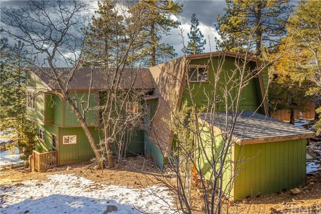 43927 Canyon Crest Drive, Big Bear, CA 92315 (#EV20010184) :: J1 Realty Group