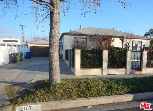 12167 Keswick Street, North Hollywood, CA 91605 (#20544126) :: Team Tami