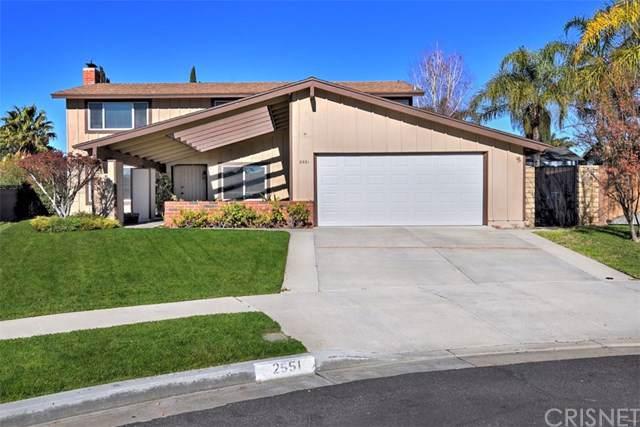 2551 Verda Court, Simi Valley, CA 93065 (#SR20010060) :: RE/MAX Parkside Real Estate