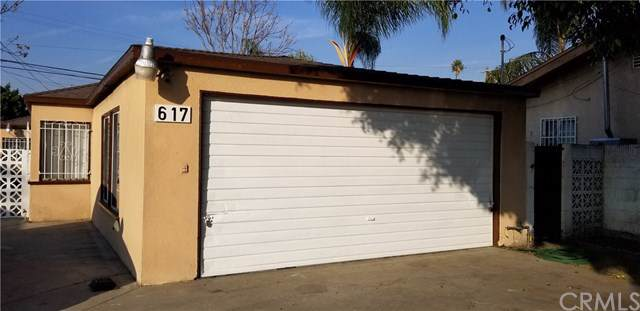 617 E 85th Street, Los Angeles (City), CA 90001 (#DW20010358) :: The Laffins Real Estate Team