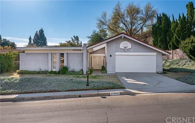17608 Sidwell Street, Granada Hills, CA 91344 (#SR20010434) :: The Bashe Team