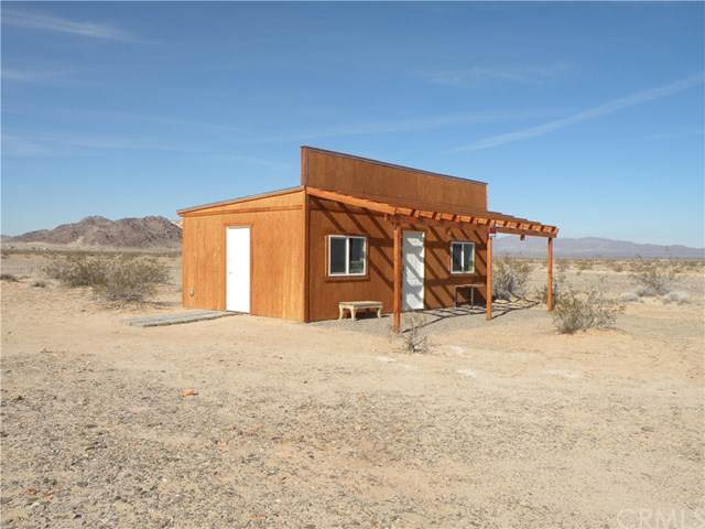 0 Blower Road, 29 Palms, CA 92277 (#OC20010362) :: Sperry Residential Group
