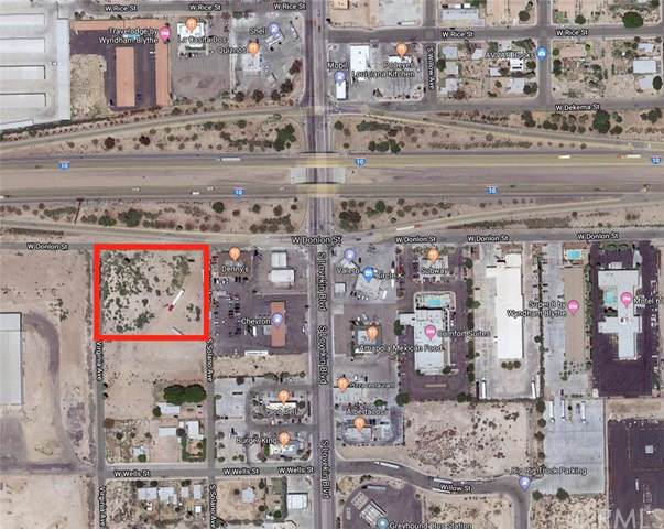 900 W Donlon Street, Blythe, CA 92225 (#SW20009397) :: Sperry Residential Group