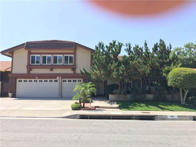 162 Amberwood Drive, Walnut, CA 91789 (#TR20010521) :: The Bashe Team