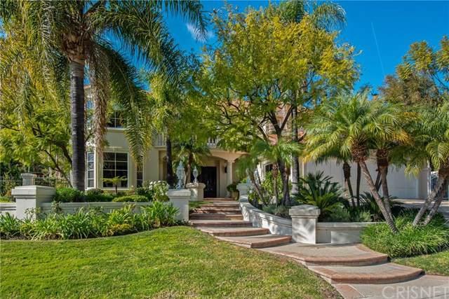 5307 Newcastle Lane, Calabasas, CA 91302 (#SR20005908) :: Allison James Estates and Homes