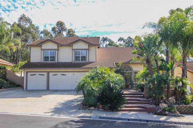 14519 Maplewood St, Poway, CA 92064 (#200002496) :: eXp Realty of California Inc.