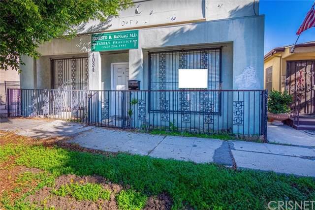 4034 Verdugo Road, Glassell Park, CA 90065 (#SR20010090) :: The Houston Team | Compass