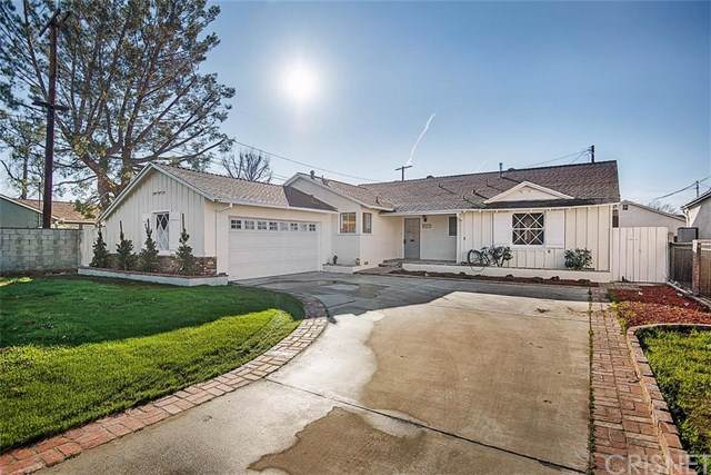 14844 San Jose Street, Mission Hills (San Fernando), CA 91345 (#SR20006607) :: Twiss Realty