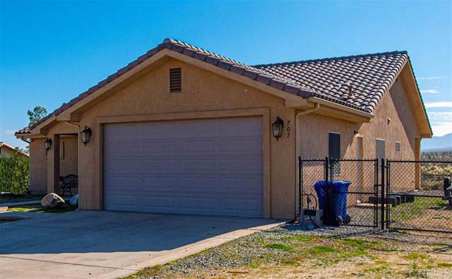 707 San Pablo Road, Borrego Springs, CA 92004 (#200002451) :: eXp Realty of California Inc.