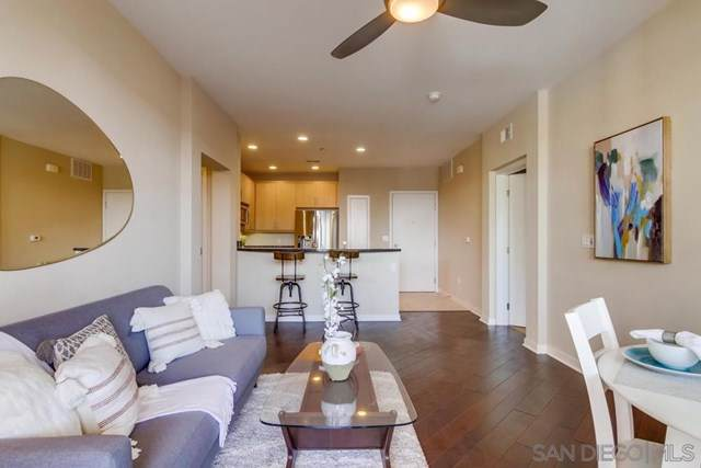 3650 5th Ave #305, San Diego, CA 92103 (#200002538) :: Compass Realty