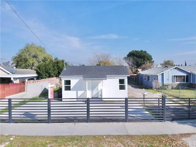 10570 Laurel Canyon Boulevard, Pacoima, CA 91331 (#SR20010701) :: J1 Realty Group