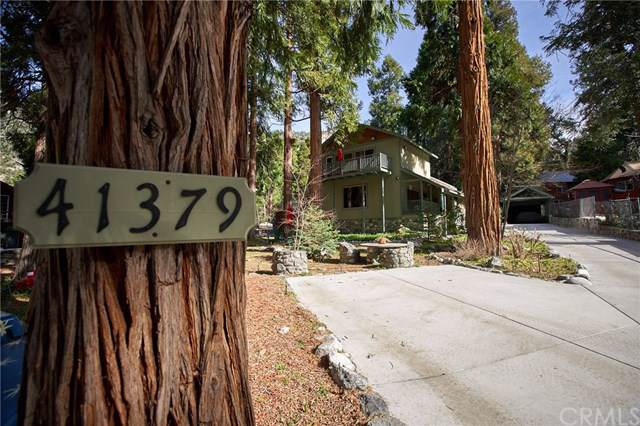 41379 Rainbow Lane, Forest Falls, CA 92339 (#EV20009097) :: Sperry Residential Group