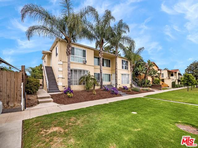 1428 S Crescent Heights Boulevard, Los Angeles (City), CA 90035 (#20544428) :: RE/MAX Estate Properties