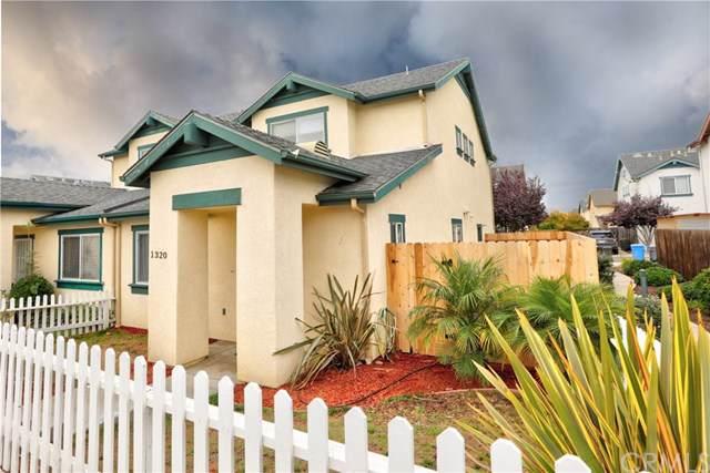 1320 Jasmine Place, Arroyo Grande, CA 93420 (#PI19273988) :: Allison James Estates and Homes