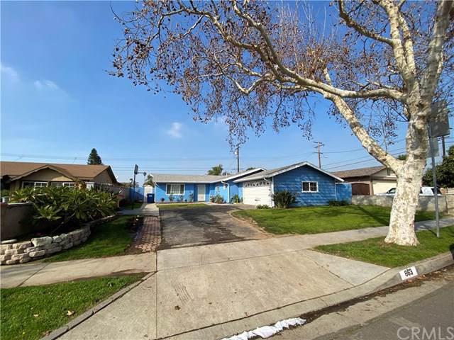 863 N California Avenue, La Puente, CA 91744 (#SB20010751) :: Crudo & Associates