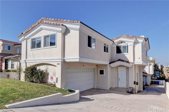 2411 Marshallfield Lane A, Redondo Beach, CA 90278 (#SB20002740) :: Millman Team