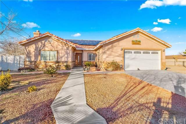 9135 E Avenue R, Littlerock, CA 93543 (#SR20010799) :: Sperry Residential Group