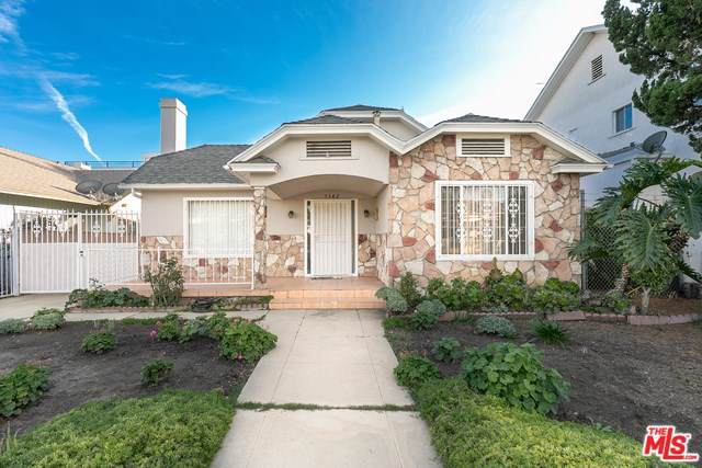 5342 Lemon Grove Avenue, Los Angeles (City), CA 90038 (#20540814) :: Doherty Real Estate Group