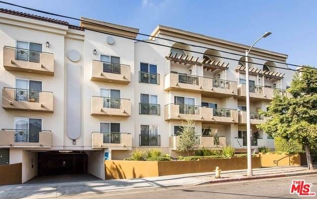 1353 N Fuller Avenue #206, Los Angeles (City), CA 90046 (#20544454) :: Doherty Real Estate Group