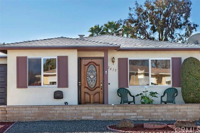 2415 San Arturo Avenue, Hemet, CA 92545 (#SW20010589) :: Allison James Estates and Homes