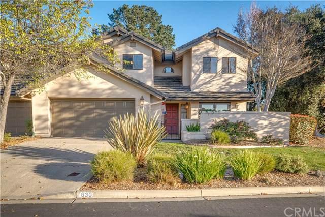 830 Tempus Circle, Arroyo Grande, CA 93420 (#PI20009688) :: Sperry Residential Group