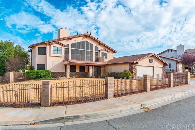 41536 Myrtle Street, Palmdale, CA 93551 (#SR20010989) :: J1 Realty Group