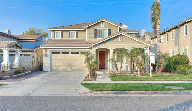 12836 Spring Mountain Drive, Rancho Cucamonga, CA 91739 (#TR20008940) :: RE/MAX Masters