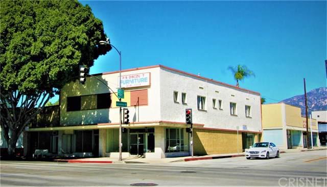 2493 E Colorado Boulevard, Pasadena, CA 91107 (#SR20011045) :: Sperry Residential Group