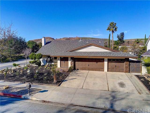 26969 Helmond Drive, Calabasas, CA 91301 (#SR20008943) :: Allison James Estates and Homes