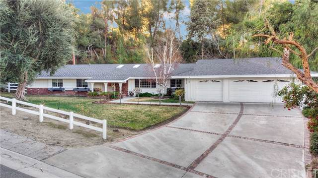 27151 Circle G Drive, Canyon Country, CA 91387 (#SR20010244) :: J1 Realty Group
