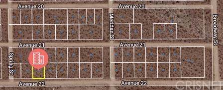 0 Avenue 22, Mojave, CA 93501 (#SR20011154) :: RE/MAX Parkside Real Estate