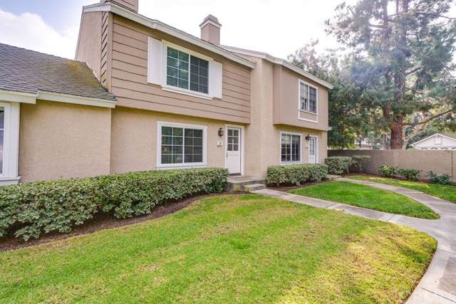 29 Thicket #26, Irvine, CA 92614 (#OC20011203) :: Case Realty Group