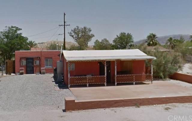 6585 La Luna Avenue, 29 Palms, CA 92277 (#OC20011305) :: Sperry Residential Group