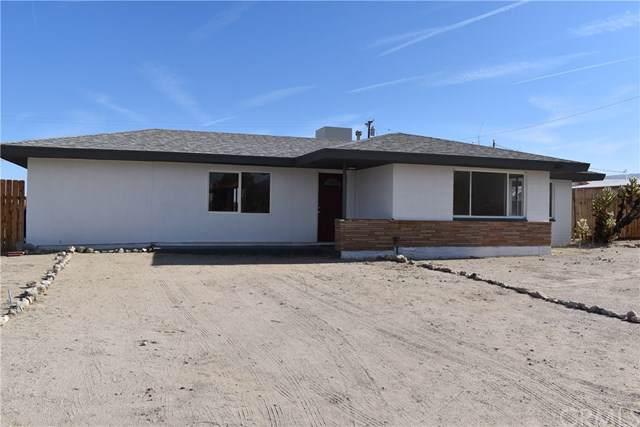 6739 Sage Avenue, 29 Palms, CA 92277 (#JT20011195) :: Allison James Estates and Homes