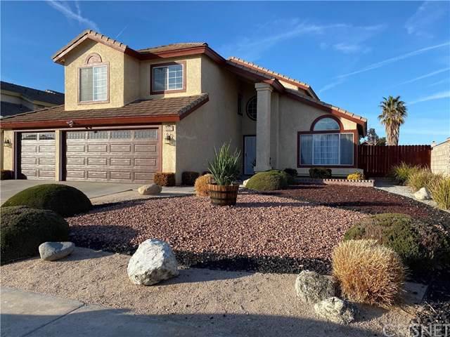 3227 Honeysuckle Avenue, Palmdale, CA 93550 (#SR20011517) :: J1 Realty Group