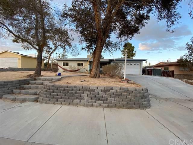 73166 Sun Valley Drive, 29 Palms, CA 92277 (#CV20011448) :: Allison James Estates and Homes