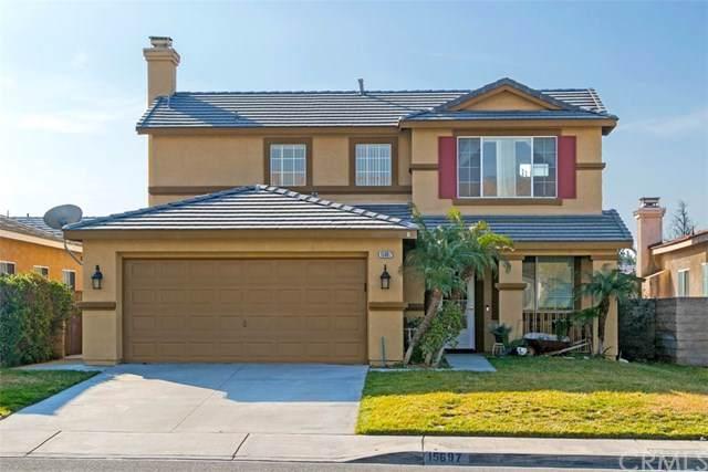 15697 Gulfstream Avenue, Fontana, CA 92336 (#CV20011521) :: Sperry Residential Group