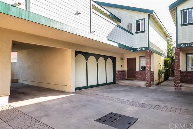 4610 W 167th Street, Lawndale, CA 90260 (#SB20008280) :: Allison James Estates and Homes