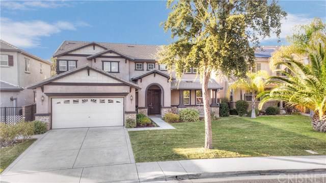 29321 Via Milagro, Valencia, CA 91354 (#SR20011476) :: The Brad Korb Real Estate Group