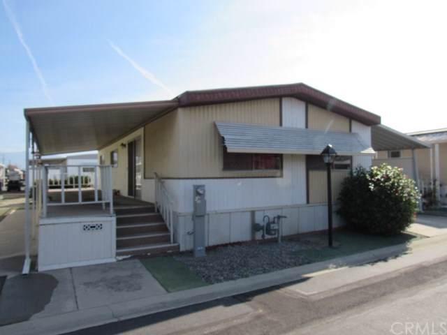 1895 W Devonshire Avenue #65, Hemet, CA 92545 (#SW20011539) :: Allison James Estates and Homes
