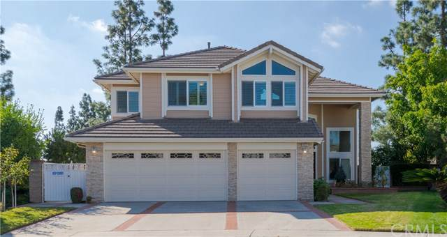 16633 Blackburn Drive, La Mirada, CA 90638 (#PW20009007) :: Allison James Estates and Homes