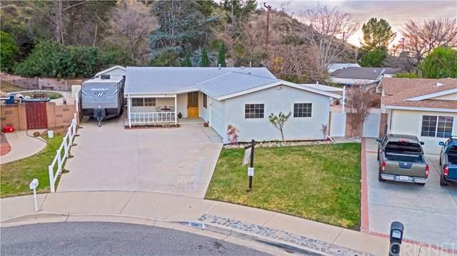 26607 Balerna Drive, Saugus, CA 91350 (#SR20008161) :: RE/MAX Estate Properties