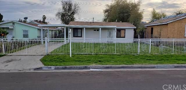 17506 Renault Street, La Puente, CA 91744 (#MB20007617) :: Crudo & Associates