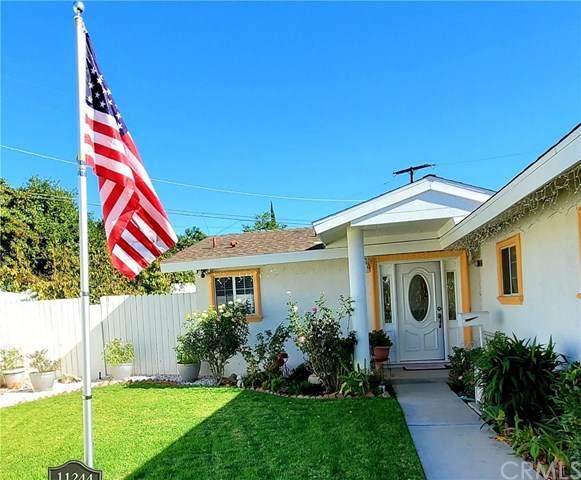 11244 Wish Avenue, Granada Hills, CA 91344 (#OC20004290) :: J1 Realty Group