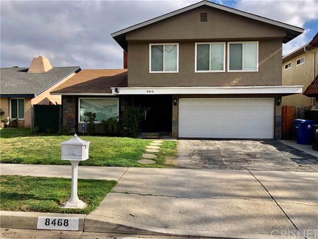 8468 Variel Avenue, Canoga Park, CA 91304 (#SR20010590) :: J1 Realty Group