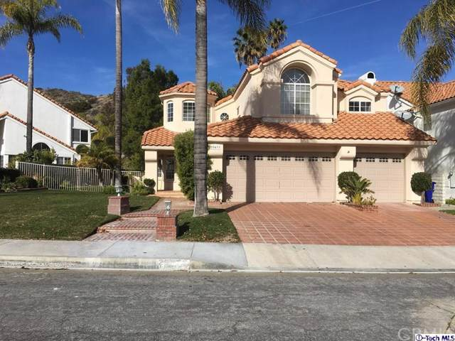 25433 Hardy Place, Stevenson Ranch, CA 91381 (#320000102) :: Rogers Realty Group/Berkshire Hathaway HomeServices California Properties
